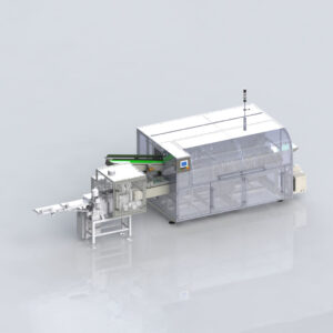 Horizontal Cartoning Machine for food