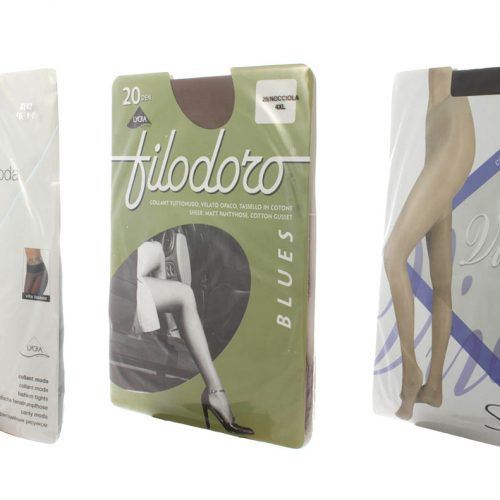 Folding and Bagging Machines for Tights and Knee-highs for Filodoro