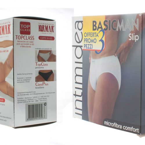 Cartoning machine for Pants MICROPACK-SL1